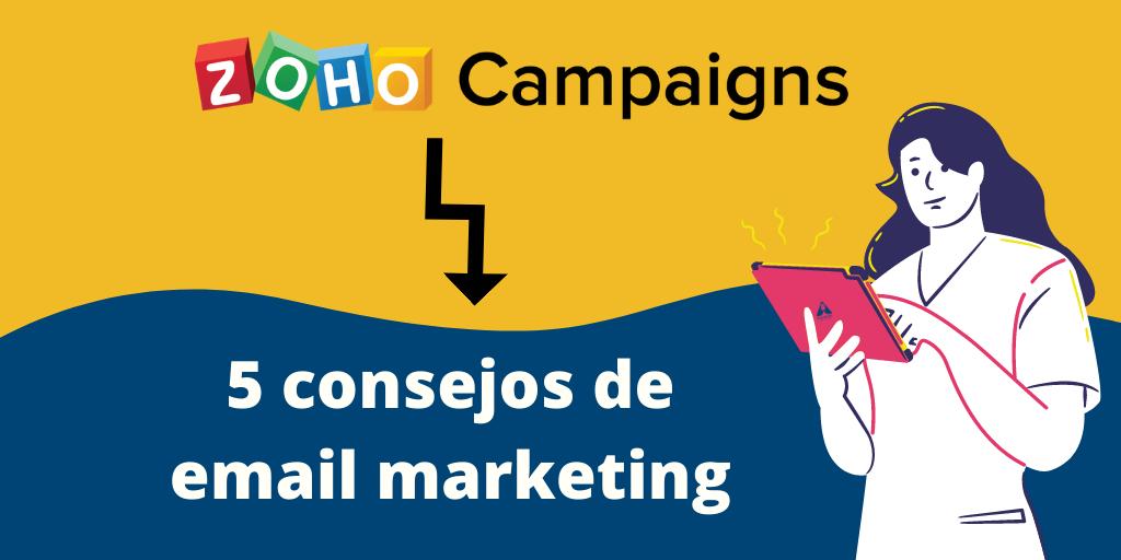 Consejos para una buena estrategia de Email Marketing