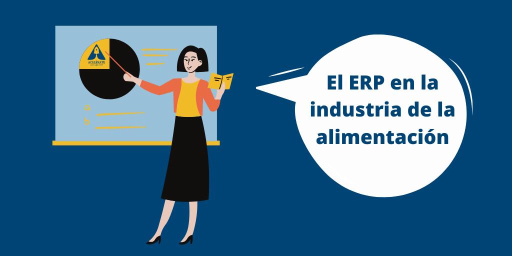 El ERP en la industria de la alimentación
