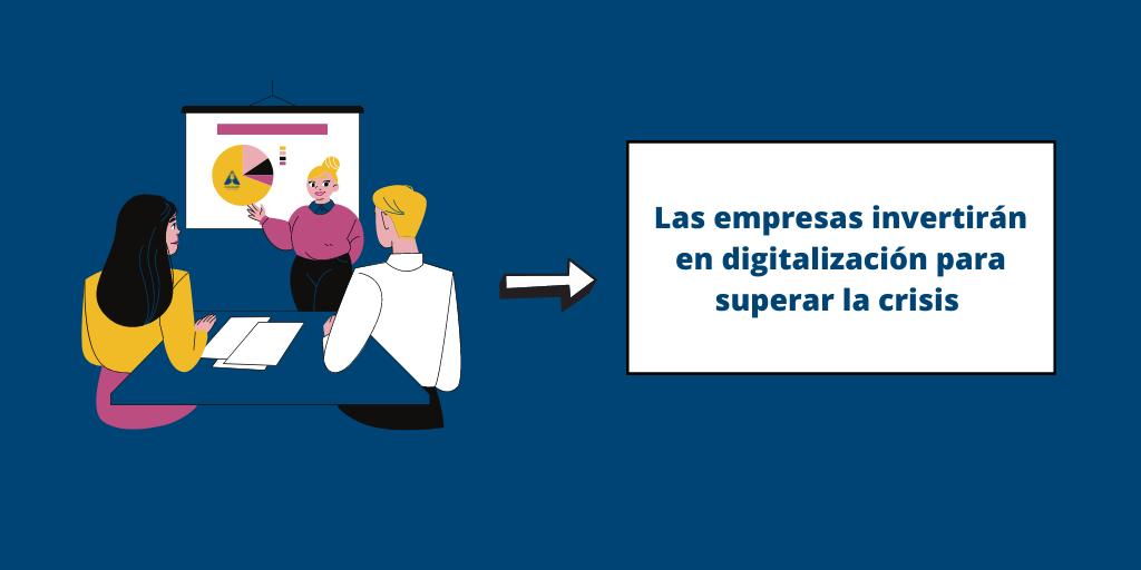 La digitalización nos salvará de la crisis