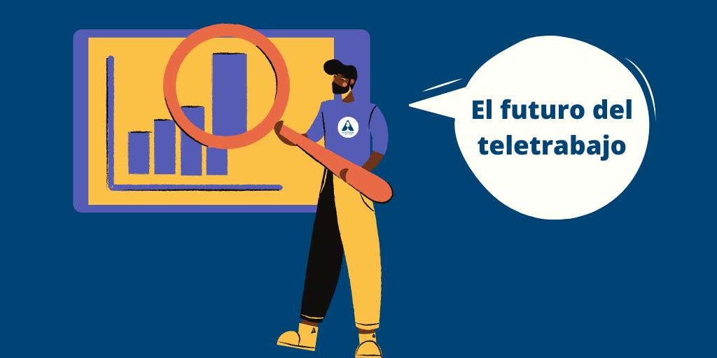 El futuro del teletrabajo en España