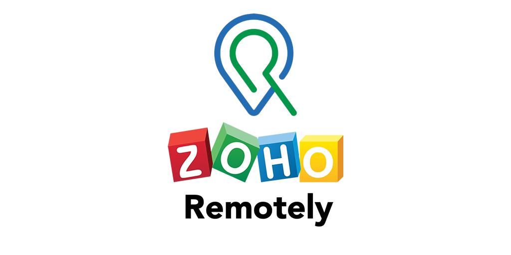 Zoho Remotely - Acelérate con un ERP
