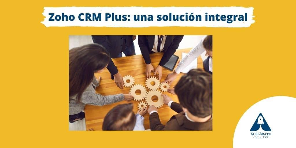 CRM Plus ayuda a Lamitech a unificar sus operaciones