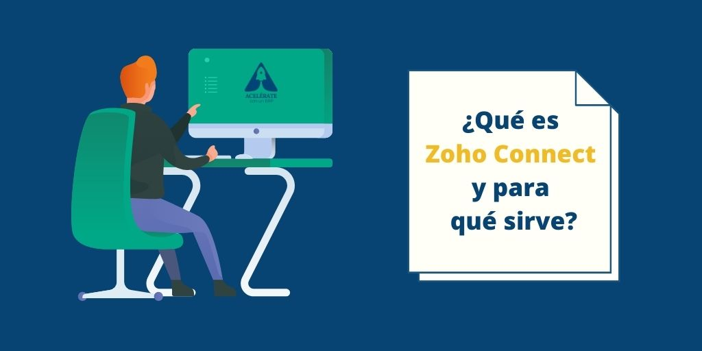 Zoho Connect, qué es y para qué sirve